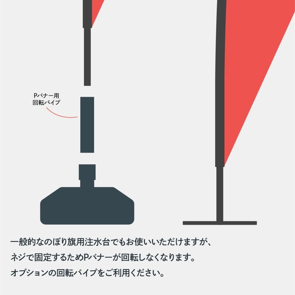 ランチ Welcome oishii Pバナー|goods-pro|08