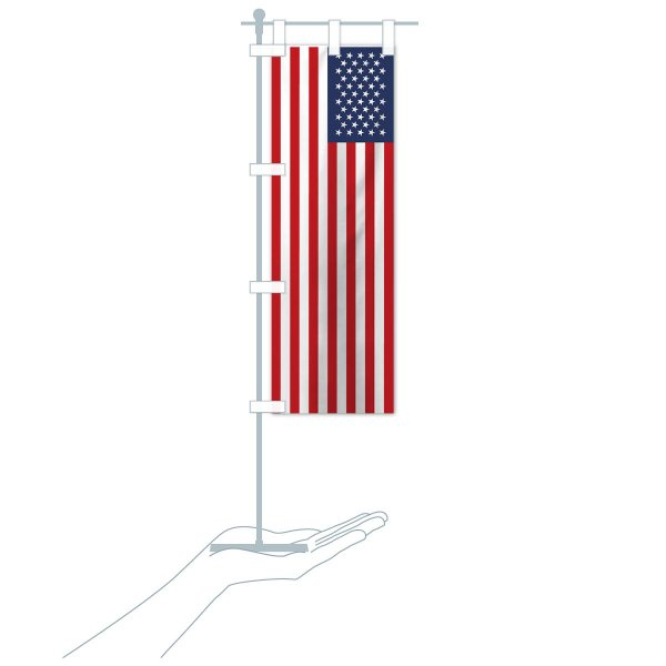 のぼり旗 アメリカ国旗|goods-pro|16