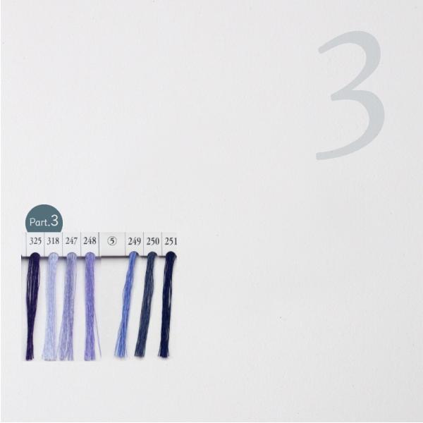 シャッペスパン ミシン糸 #60 60番 パープル/紫 200m Part1|goods-pro|04