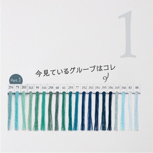 シャッペスパン ミシン糸 60番 青色 200m Part1|goods-pro|02