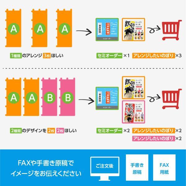 のぼり デザインアレンジ 低価格で デザイン性 のある オリジナルのぼり|goods-pro|06