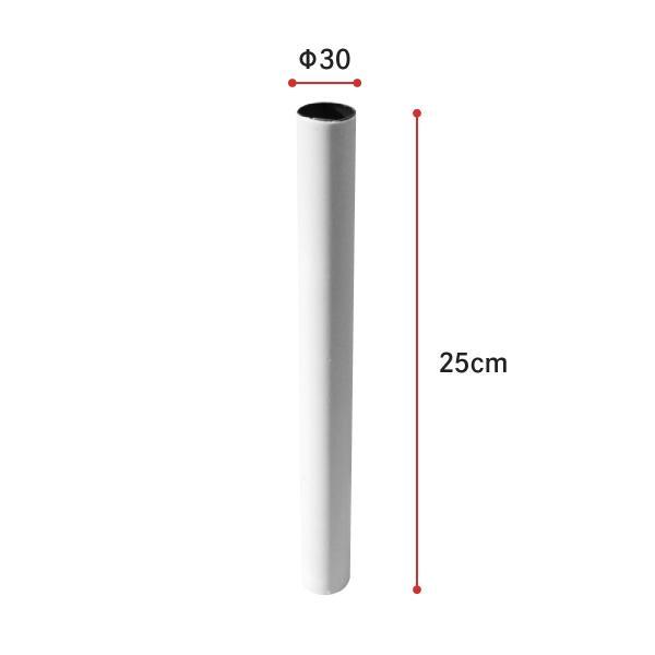 Pバナーポール用ポール台パ回転パイプ Φ30cm|goods-pro|02