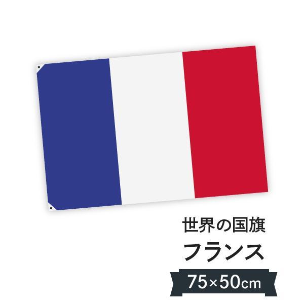 フランス共和国 国旗 W75cm H50cm