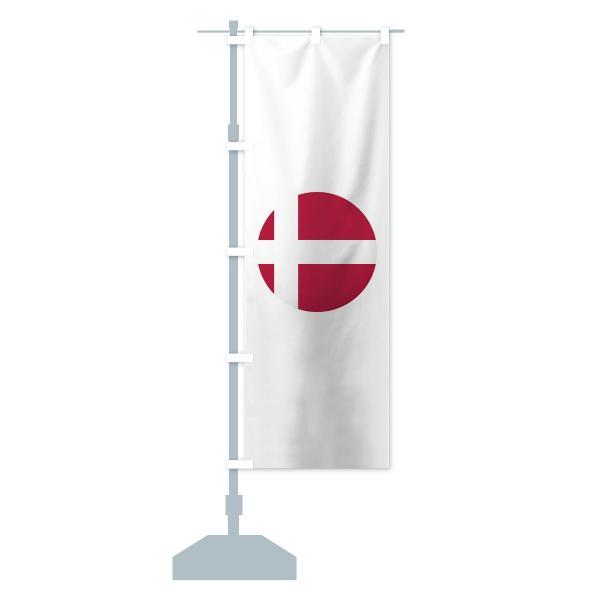 のぼり旗 デンマーク国旗 goods-pro 15