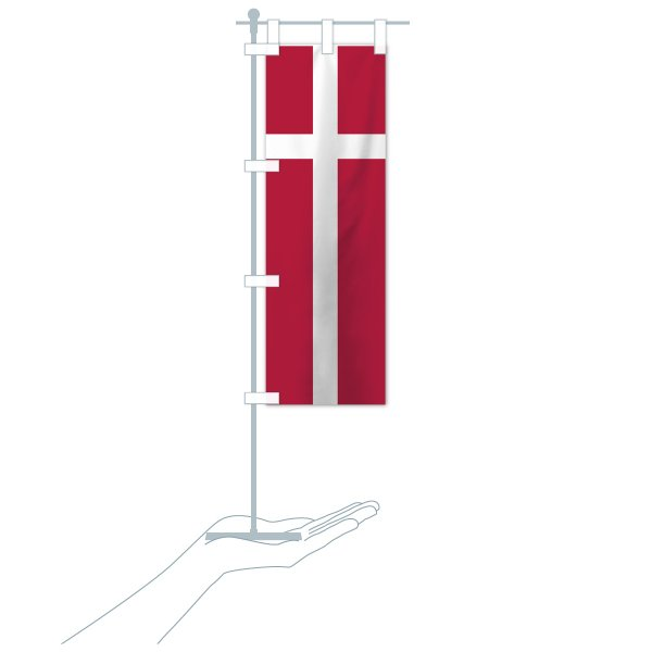 のぼり旗 デンマーク国旗 goods-pro 16