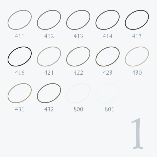 刺しゅう糸 25番 白黒系 オリムパス Part1|goods-pro|02