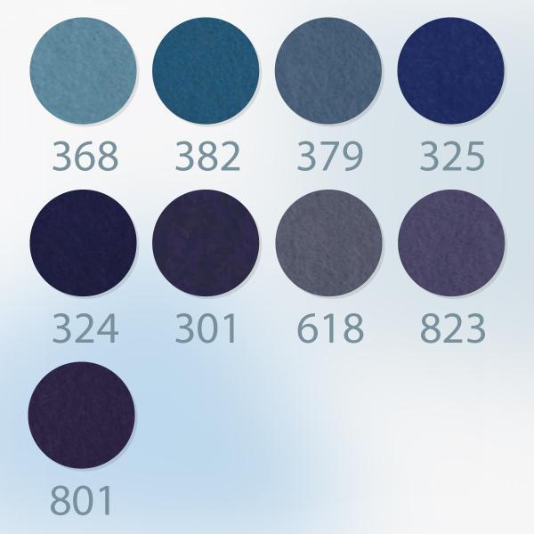 ノックス カラーフェルト生地 青色系 日本製|goods-pro|02