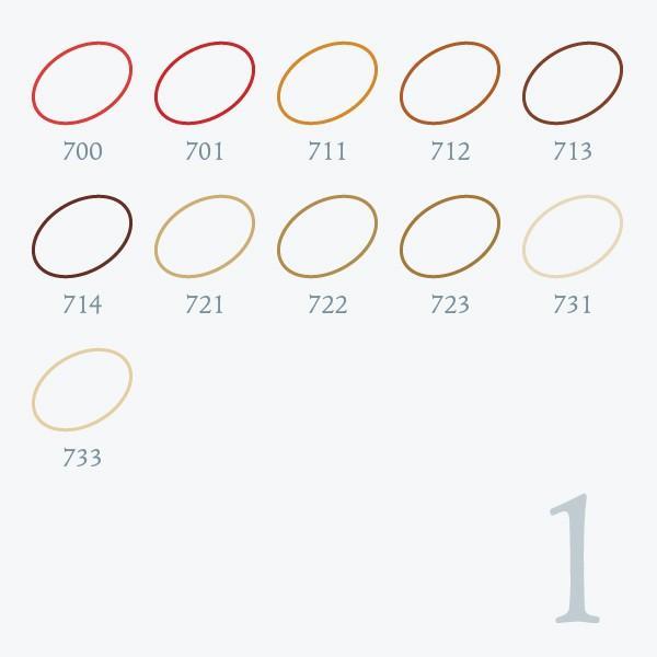 刺しゅう糸 25番 ベージュ系 オリムパス Part1|goods-pro|02