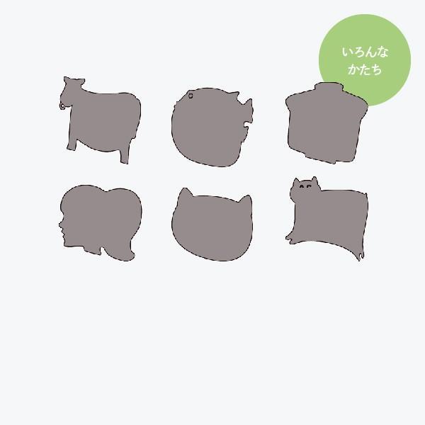 おしゃれな立て看板 鉢植え形 ブラックボード|goods-pro|08