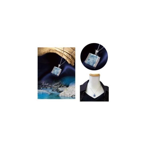 クーポン発行中  2個セット 糸魚川産天然翡翠スクエアネックレス ※只今プレゼント付き