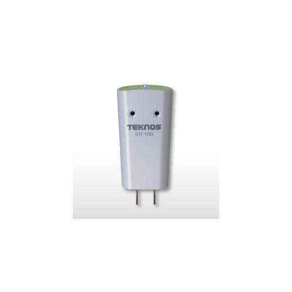 スーパーテクノイオンコンセントSTI-100 2個セット
