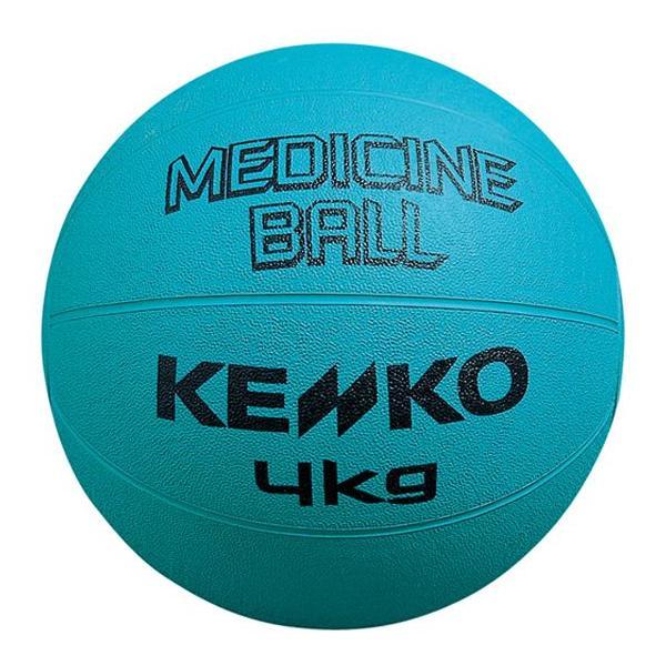 ケンコーメディシンボール 4Kg (M4000) 緑色