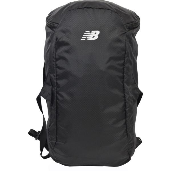 ニューバランスnewbaralanceランニングバックパック12L品番:JABR0723-BK