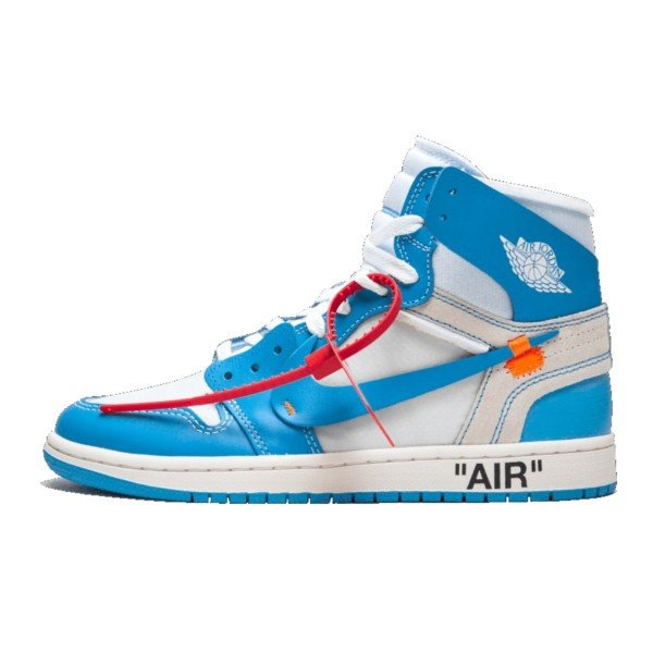 ※代引き不可 OFF-WHITE × NIKE AIR JORDAN 1 RETRO HIGH OG|goodsmell|01