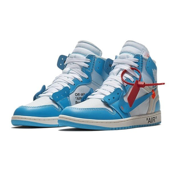 ※代引き不可 OFF-WHITE × NIKE AIR JORDAN 1 RETRO HIGH OG|goodsmell|02