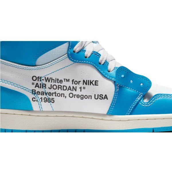 ※代引き不可 OFF-WHITE × NIKE AIR JORDAN 1 RETRO HIGH OG|goodsmell|06
