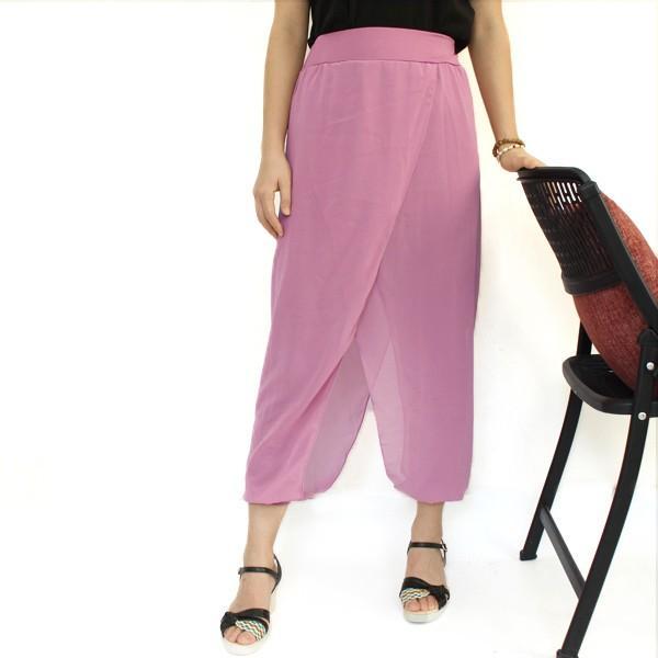 リゾートエキゾチックワイドパンツ ジョガーパンツ フレアパンツ スカート ガウチョ スカーチョメール便のみ送料無料2♪5月20日から31日入荷予定|goodstown|16