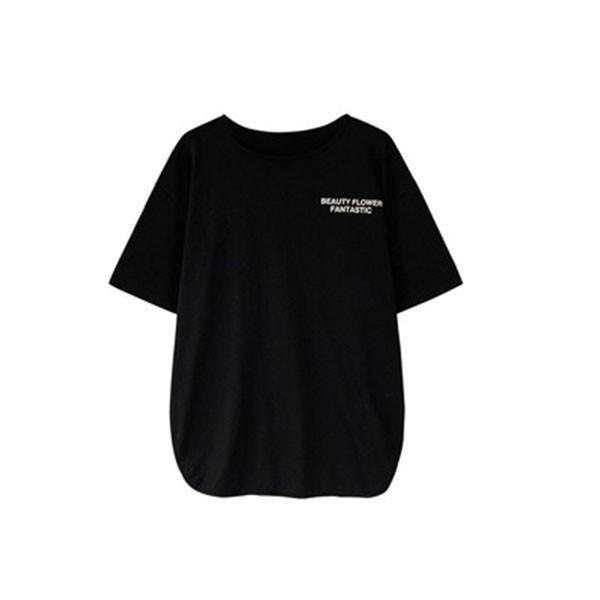 Tシャツ レディース ビッグシルエット 半袖 カットソー オーバーサイズ ゆったり トップス 春 夏 30代 40代 メール便のみ送料無料1♪8月10日から20日入荷予定|goodstown|13