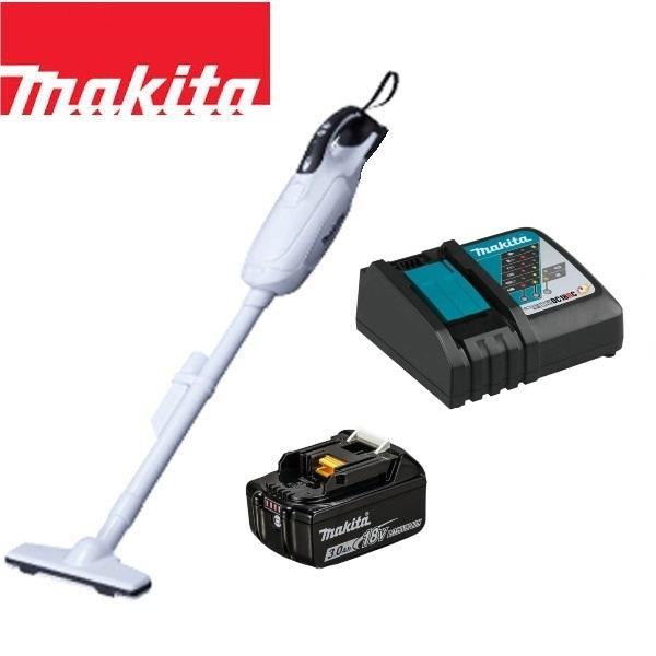 マキタ CL182FDZW コードレス掃除機 18V 紙パック式 BL1820 急速充電器 DC18RC 充電式  クリーナー CL182FDRFW|goodtools