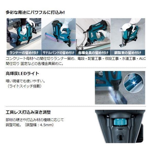 マキタ コンクリート用 ガスピン打ち機 GN420C 電動工具  |goodtools|02