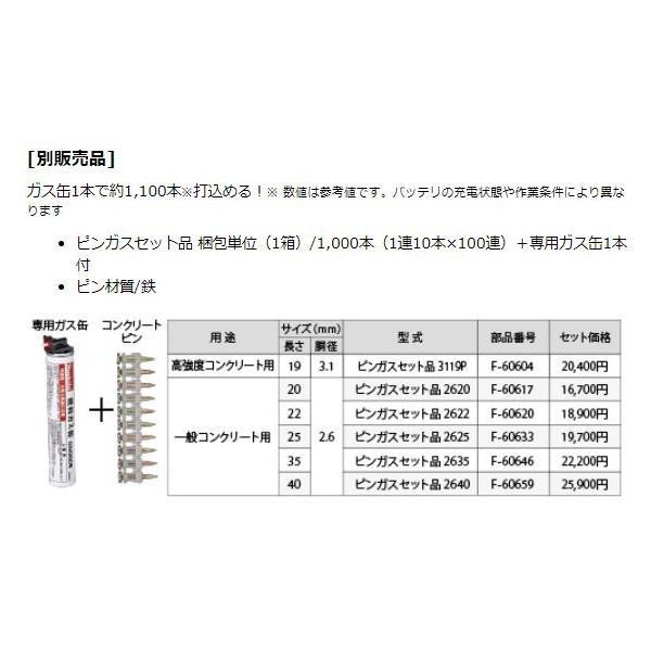マキタ コンクリート用 ガスピン打ち機 GN420C 電動工具  |goodtools|05