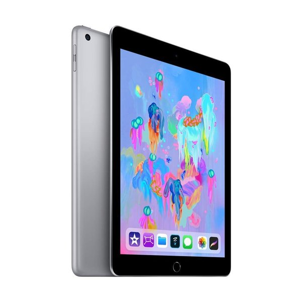 Apple iPad (Wi-Fi, 128GB) - スペースグレイ MR7J2J/A|goodwavecom|01
