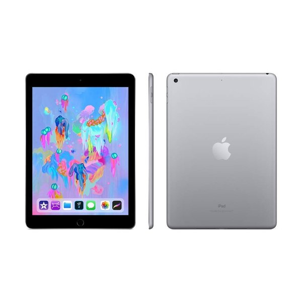Apple iPad (Wi-Fi, 128GB) - スペースグレイ MR7J2J/A|goodwavecom|02
