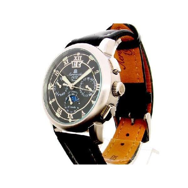自動巻 エアロマティック Aeromatic1912 エアロマチック 送料無料 即納 正規代理店 腕時計 A1272|googoods|03