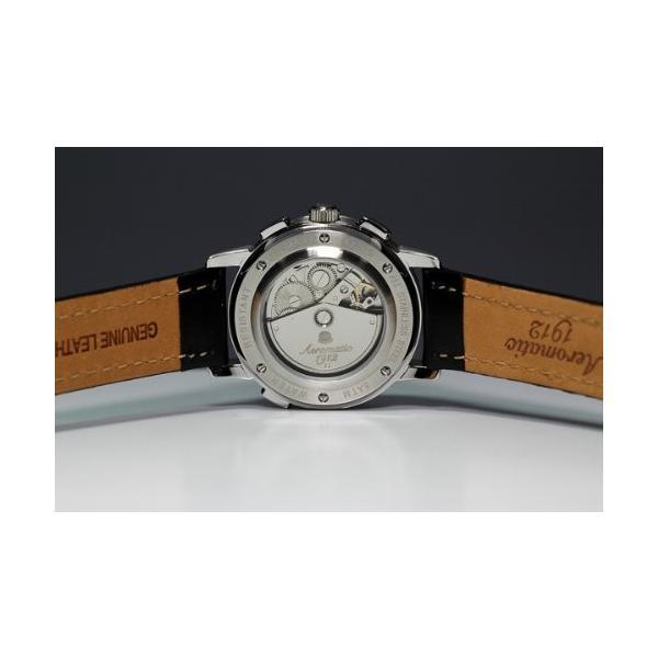 自動巻 エアロマティック Aeromatic1912 エアロマチック 送料無料 即納 正規代理店 腕時計 A1272|googoods|05