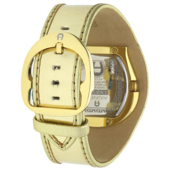 AIGNER アイグナー 電池式クォーツ 腕時計 レディース  送料無料 A41213