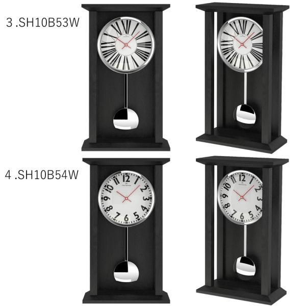 イギリスデザイン 置き時計 振り子時計 SH10シリーズ 12バリエーション Oliver Hemming オリバー・ヘミング 誕生日プレゼント 引越し 新築 祝い googoods 03