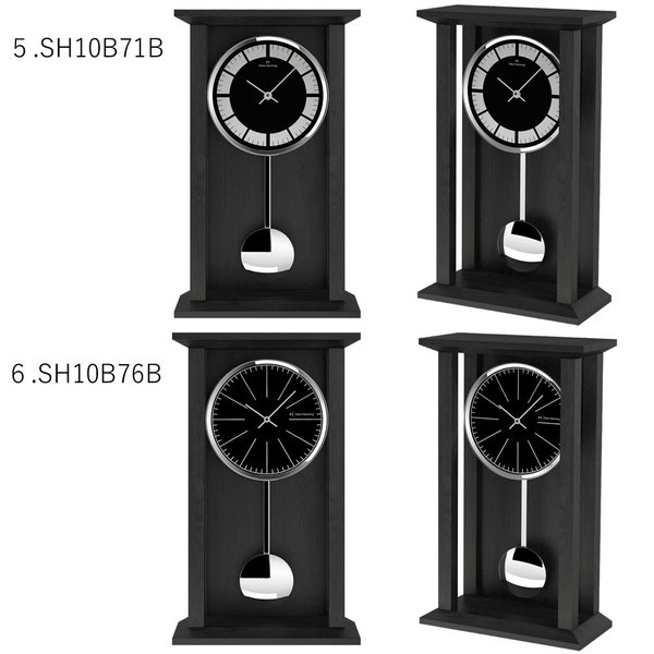 イギリスデザイン 置き時計 振り子時計 SH10シリーズ 12バリエーション Oliver Hemming オリバー・ヘミング 誕生日プレゼント 引越し 新築 祝い googoods 04