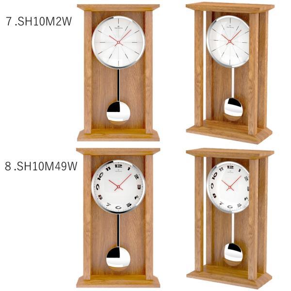 イギリスデザイン 置き時計 振り子時計 SH10シリーズ 12バリエーション Oliver Hemming オリバー・ヘミング 誕生日プレゼント 引越し 新築 祝い googoods 05