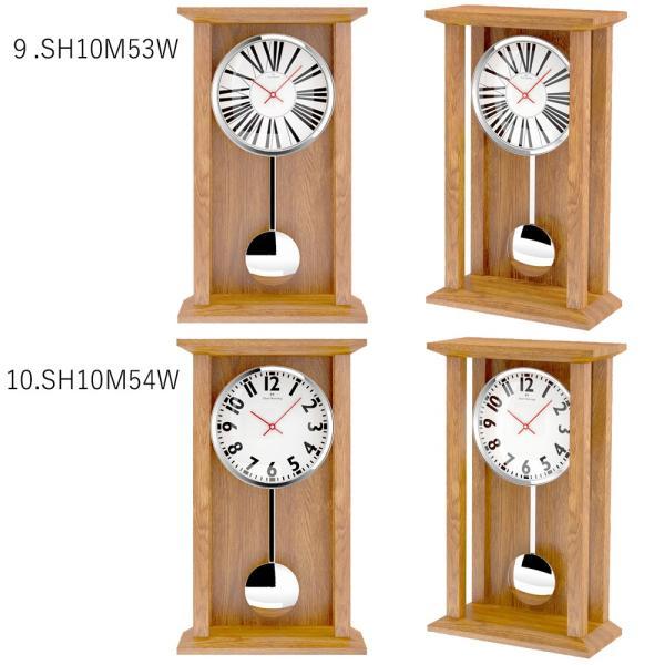 イギリスデザイン 置き時計 振り子時計 SH10シリーズ 12バリエーション Oliver Hemming オリバー・ヘミング 誕生日プレゼント 引越し 新築 祝い googoods 06