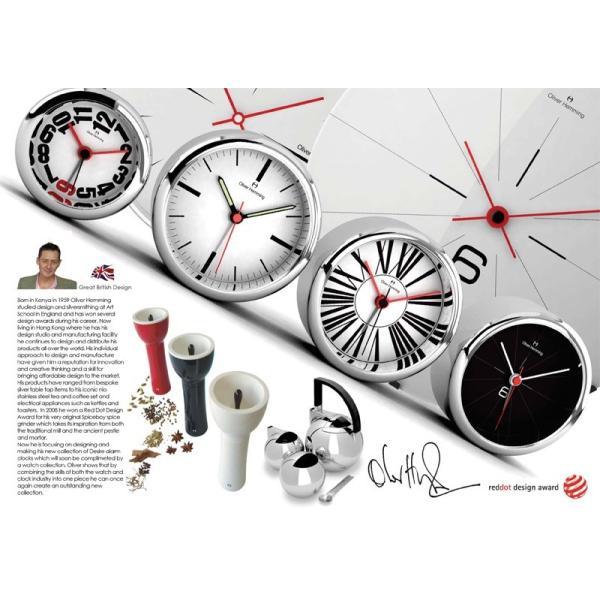 イギリスデザイン 置き時計 振り子時計 SH10シリーズ 12バリエーション Oliver Hemming オリバー・ヘミング 誕生日プレゼント 引越し 新築 祝い googoods 08