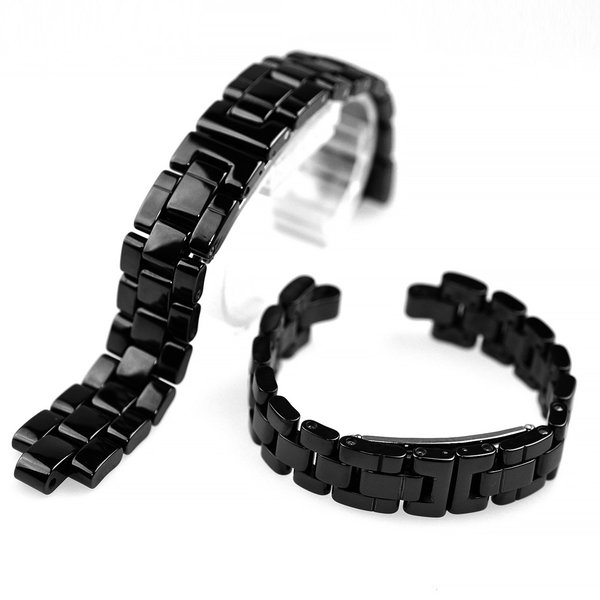 For CHANEL シャネル J12 高級セラミックベルト 腕時計ベルト 交換バンド SMB001|googoods|03
