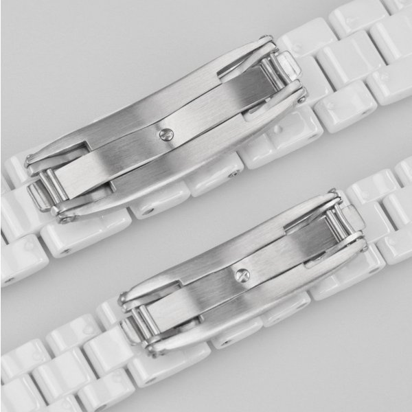 For CHANEL シャネル J12 高級セラミックベルト 腕時計ベルト 交換バンド SMB001|googoods|04