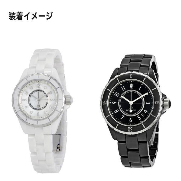 For CHANEL シャネル J12 高級セラミックベルト 腕時計ベルト 交換バンド SMB001|googoods|06