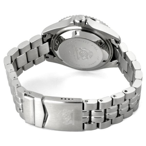 トーチマイスター Tauchmeister サブマリーナ GMT 正規代理店 メンズ 腕時計 ダイバーズ ダイバー時計 T0021|googoods|03