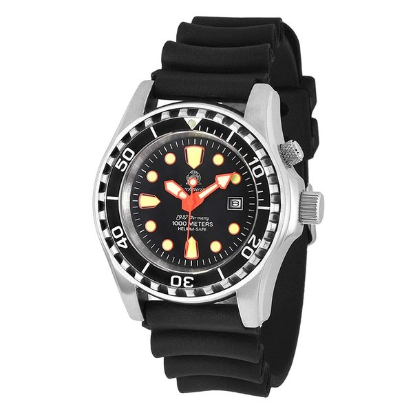 トーチマイスター Tauchmeister プロダイバーズ  正規代理店 メンズ 腕時計 ダイバーズ ダイバー時計 T0259|googoods