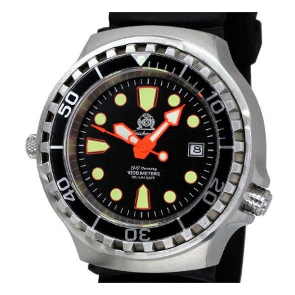 トーチマイスター Tauchmeister 自動巻 ダイビング 正規代理店 メンズ 腕時計 ダイバーズ ダイバー時計 T0264|googoods
