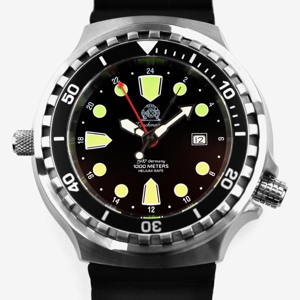トーチマイスター Tauchmeister ダイビング 正規代理店 メンズ 腕時計 ダイバーズ ダイバー時計 T0266 googoods