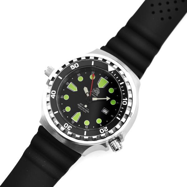 トーチマイスター Tauchmeister ダイビング 正規代理店 メンズ 腕時計 ダイバーズ ダイバー時計 T0266 googoods 02