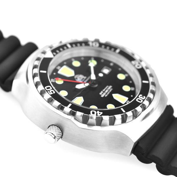 トーチマイスター Tauchmeister ダイビング 正規代理店 メンズ 腕時計 ダイバーズ ダイバー時計 T0266 googoods 04