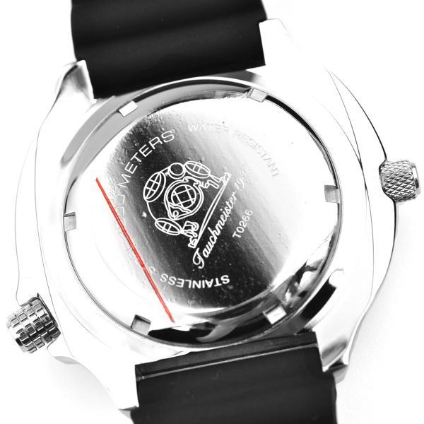 トーチマイスター Tauchmeister ダイビング 正規代理店 メンズ 腕時計 ダイバーズ ダイバー時計 T0266 googoods 05