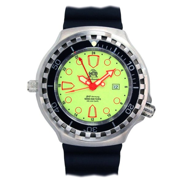 トーチマイスター Tauchmeister 自動巻 プロダイバー 正規代理店 メンズ 腕時計 ダイバーズ ダイバー時計 T0276 googoods 02