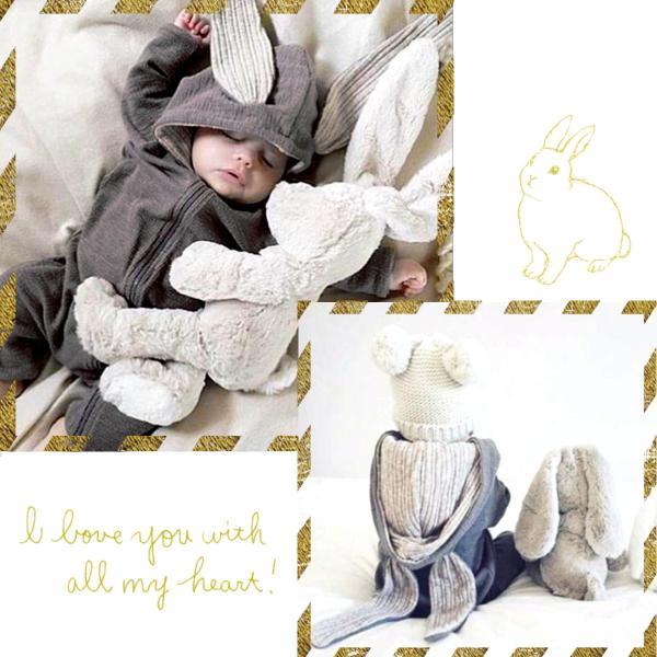 赤ちゃん 着ぐるみ うさぎ ロンパース あったか ベビー 服 ハロウィン 衣装 ウサギ カバーオール 仮装 コスプレ goovice 04