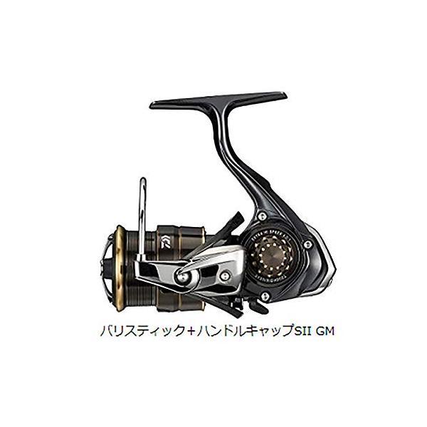 ダイワslpワークス(Daiwa Slp Works) SLPW スピニングハンドルキャップSII GM ガンメタ|gorira-store|02