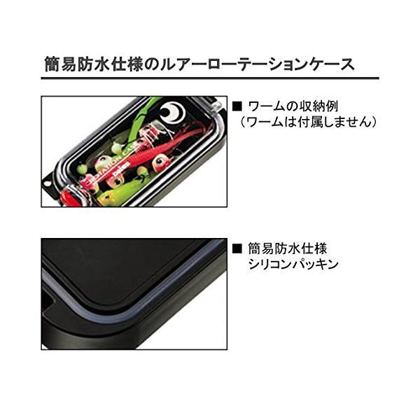 ダイワ(Daiwa) ワーム ケース アジング メバリング 月下美人 ローテーションケース 747899|gorira-store|03