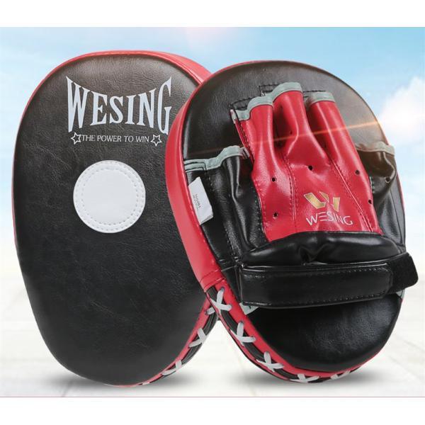 パンチング ミット キックミット ボクシング テコンドー 空手 総合格闘技 武術 トレーニング 軽量|goshu-kiki